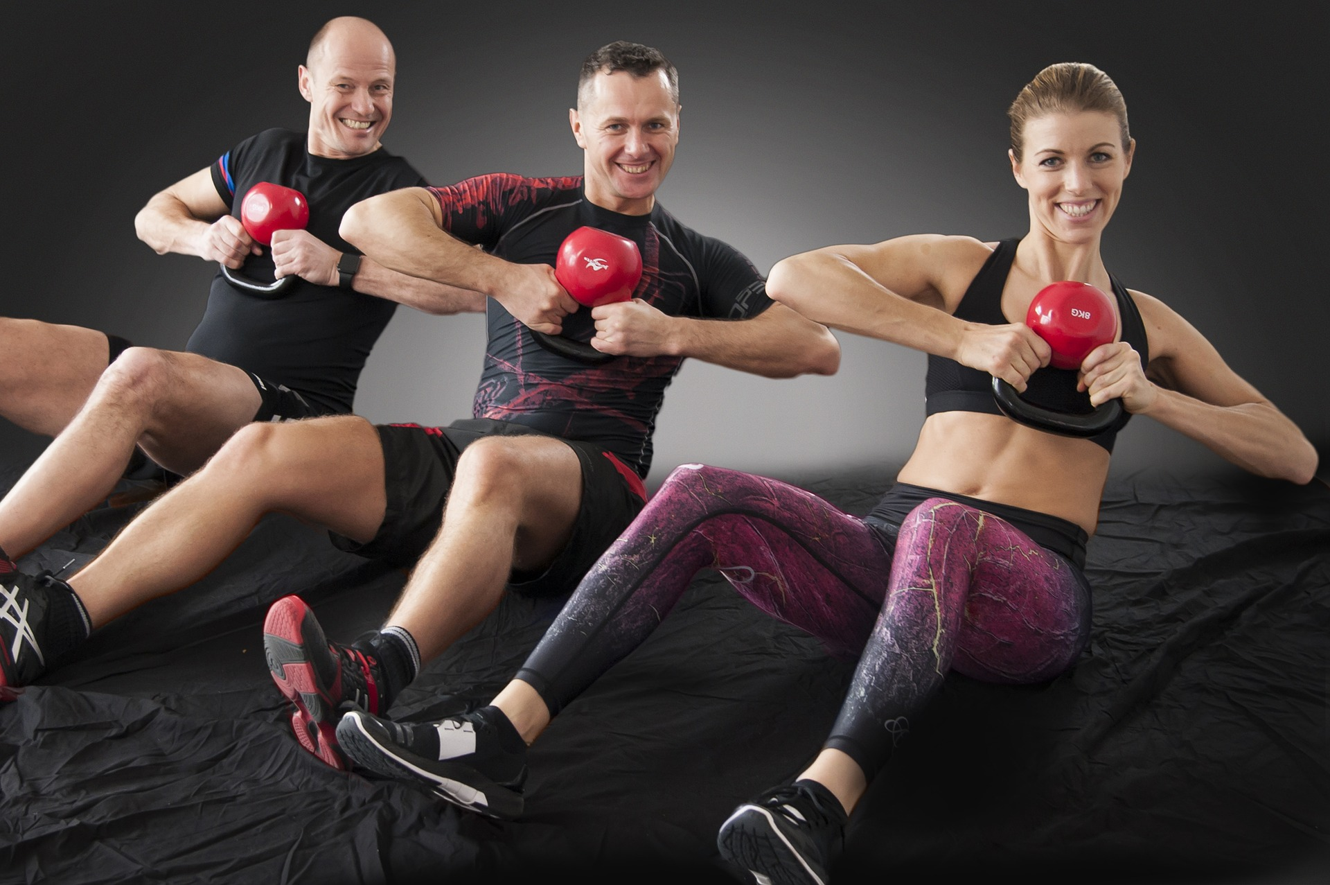Mission Fitness - Fitness Classes