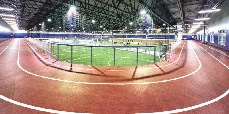 Mission Fitness Kelowna - Indoor Track